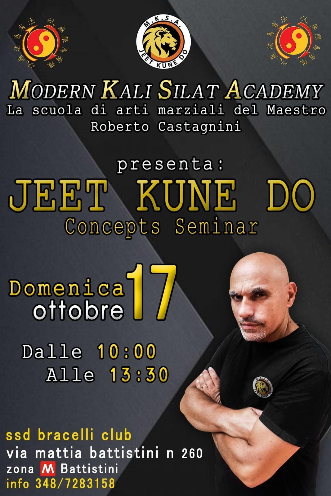Stage Jeet Kune Do